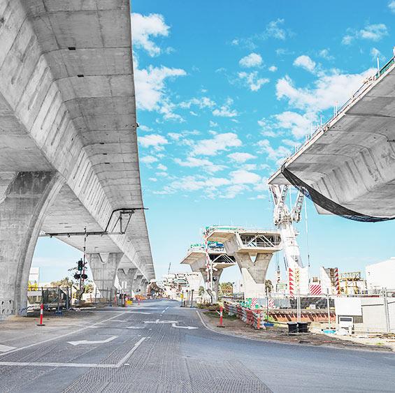 Skytrain Construction Condemnation